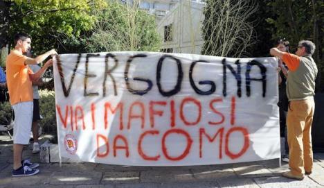 """Como """"parolario"""" Dell'Utri contestazione - diari Mussolini"""